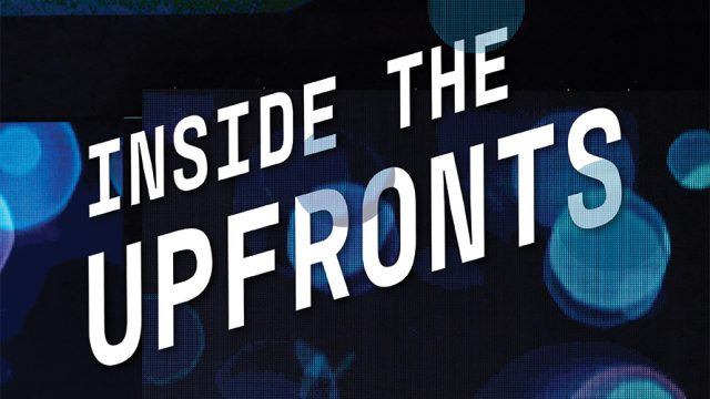 "Image that says ""Inside the Upfronts"""