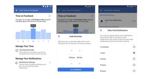 Facebook: Here's How to See How Much Time You Spend in the App
