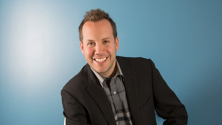 Headshot of Adam Potashnick, MediaCom's U.S. COO