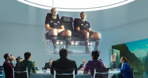 Air New Zealand Goes All in on the All Blacks for Safety Video Ahead of Rugby World Cup