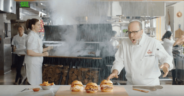 H. Jon Benjamin Is Back for Arby's, Where All Hell Breaks Loose in the Kitchen