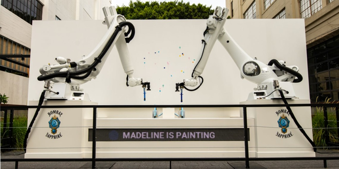 Leave Your Mark on Bombay Sapphire's Crowdsourced Art