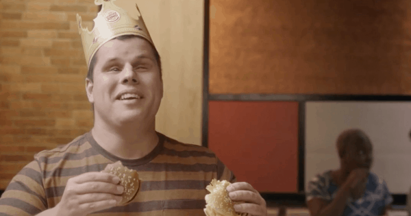 Burger King in Brazil Breaks New Ground With Spot Featuring Blind Customer