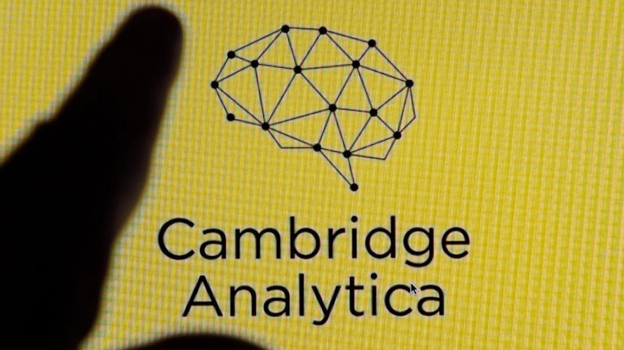 cambridge analytica logo facebook privacy data breach case