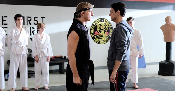 YouTube Moves Cobra Kai in Front of Paywall Today, Kicking Off Original Content Strategy Shift