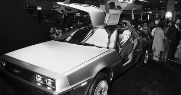 Once Upon a Time, the DeLorean Promised to Lay Rubber Through the Automotive Industry