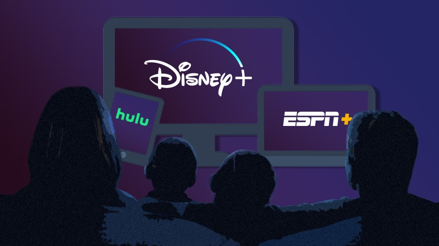 Disney Will Bundle Disney+ With Hulu and ESPN+ for $12.99 – Adweek