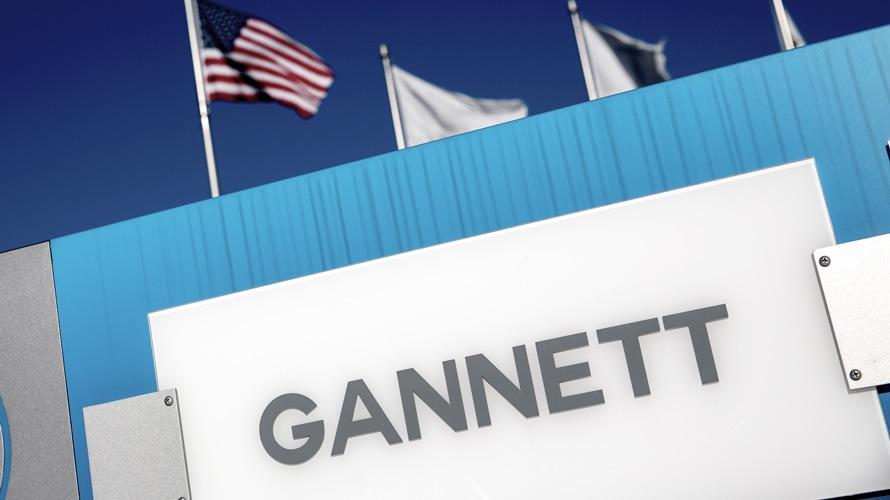 gannett logo purchase deal with gatehouse media