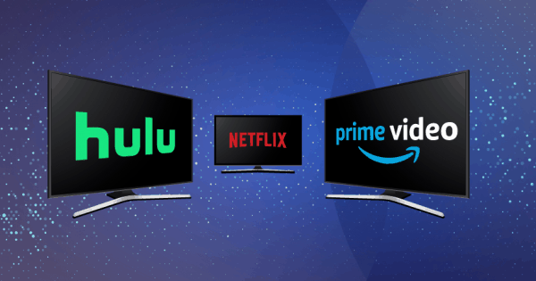 Hulu and Amazon Prime Video Are Gaining on Netflix in the Streaming Wars