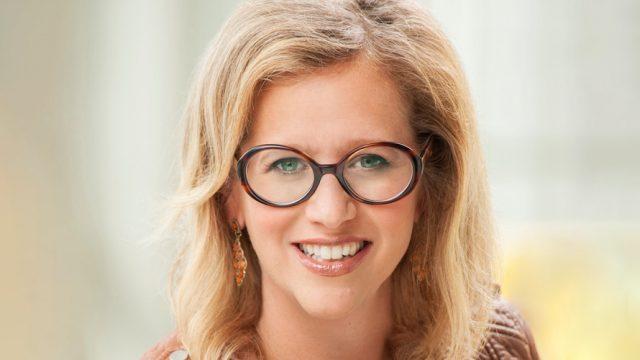 Headshot of Marisa Thalberg