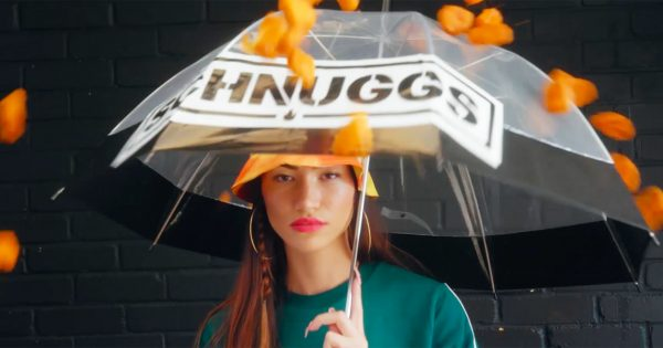 McDonald's Pokes Fun at Branded Fashion With 'Schnuggs' (Spicy Chicken Nuggets) Apparel