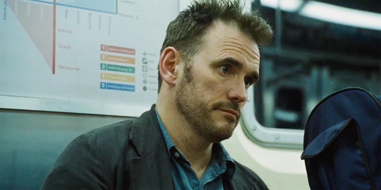 Droga5 London's First Mini Work, Starring Matt Dillon, Isn't