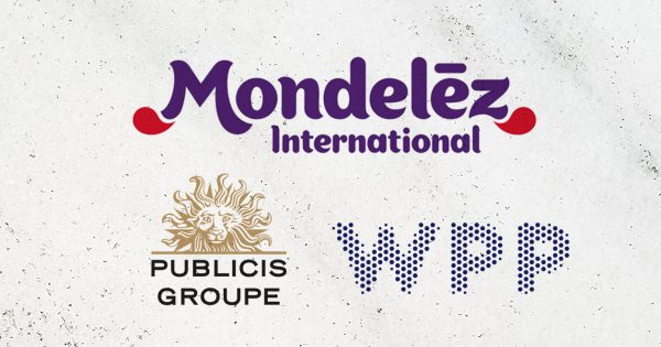 Mondelez Consolidates Majority of Global Creative With WPP and Publicis