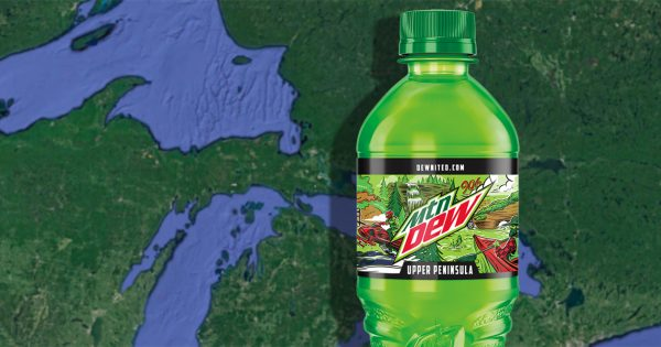 How Mountain Dew Turned a Geography Error Into a Source of Love for the Brand