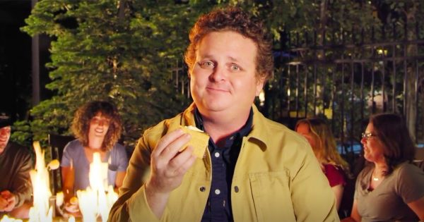 The Sandlot's Patrick Renna Is Back to School Us Once Again on Making S'mores