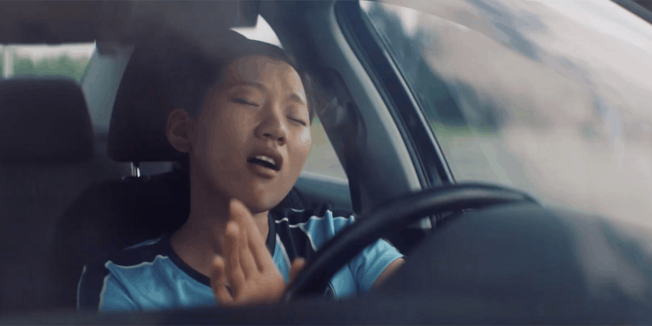 Spotify's New Ad Celebrates the Relatable Habit of Staying in the Car to Finish a Song