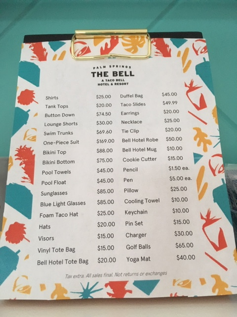 We Spent A Night At The Taco Bell Hotel Where Everything