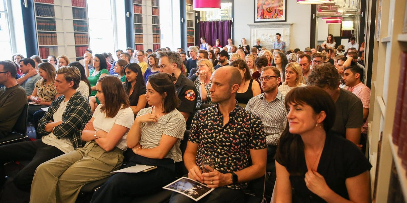 purpose disruptors london climate crisis