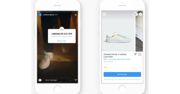 Instagram Begins Testing a Feature Enabling Brands to Drop It Like It's Hot