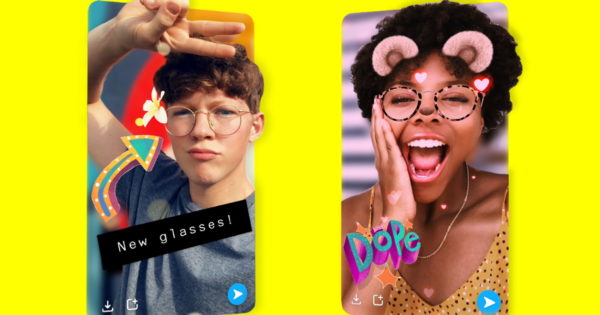 Snapchat Debuts a 3D Camera Mode, Along With Effects, Lenses and Filters