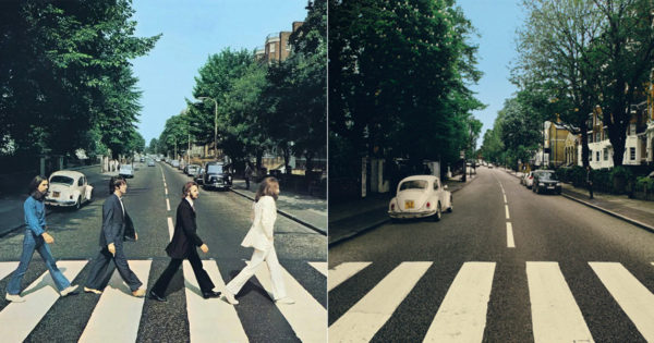 Why Volkswagen Just Moved the Beetle on the Cover of Abbey Road