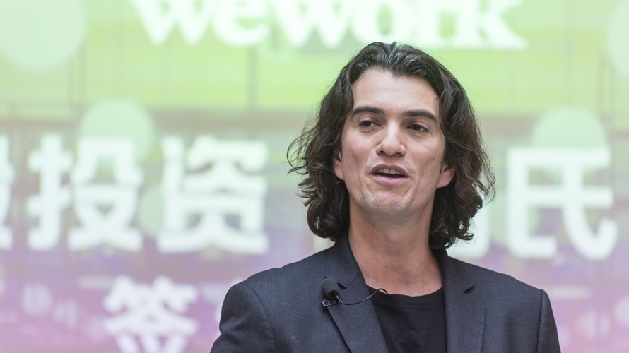 adam neumann wework ceo resigns