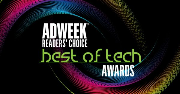 Presenting the Winners of Adweek's Readers' Choice: Best of Tech Awards