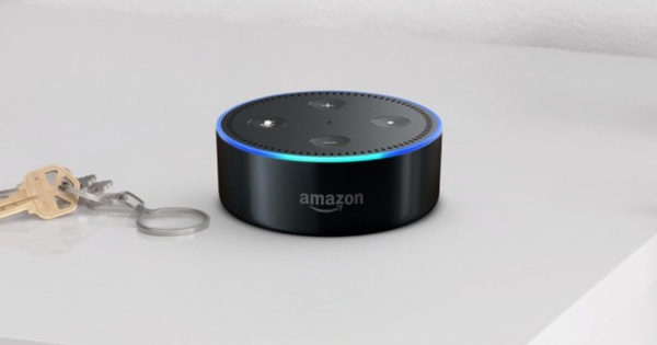 Alexa Isn't Political, But She Can Make Campaign Donations