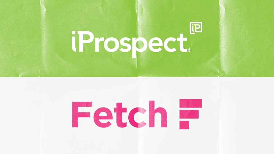 fetch iprospect aegis dentsu network