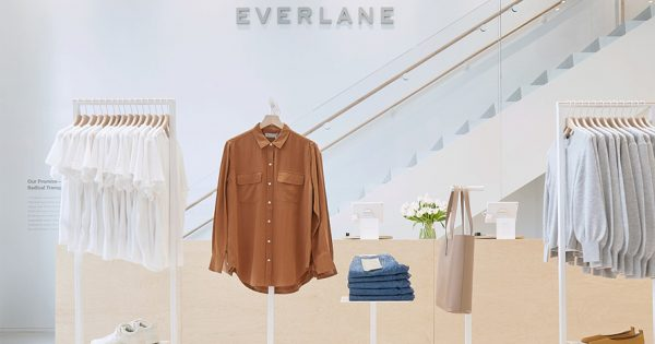 Everlane's Newest Retail Store Is Its Biggest