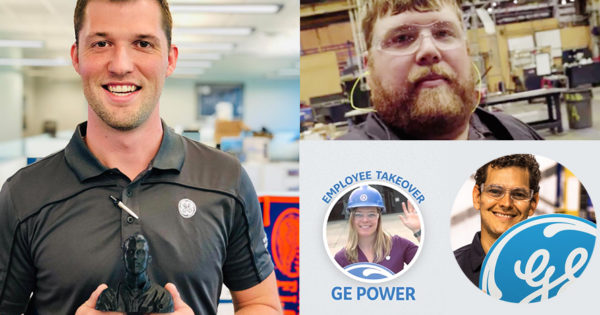 GE Power Employees Took Over Company's Social Accounts to Tout Its Efficient Gas Turbine