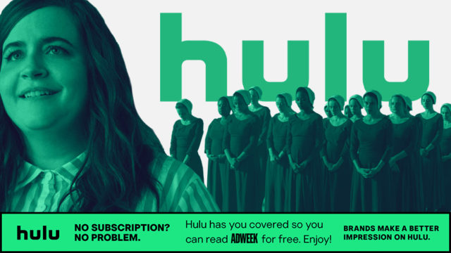 hulu adweek free paywall initiative