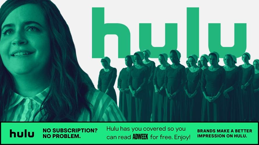 hulu adweek free paywall initiative