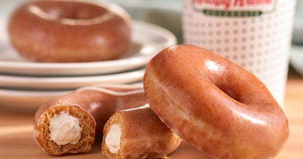 Krispy Kreme Will Exchange Any Pumpkin Spice Product for a Pumpkin Spice Doughnut