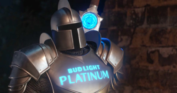 Tide's 4-Week 'Laundry Night' Campaign Wraps Up With a Bud Knight Tie-in