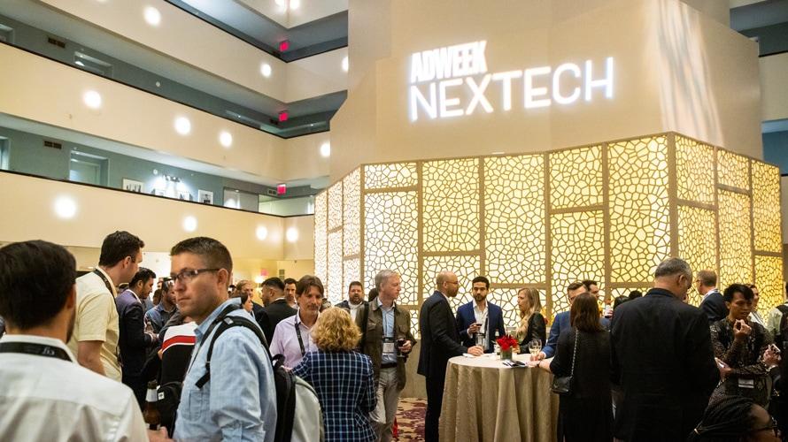 Adweek Nextech ad tech conference