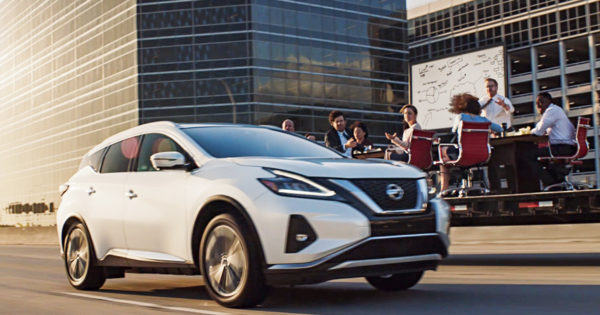 Nissan Perfectly Captures the Impossible Task of Leaving the Office at the End of the Day