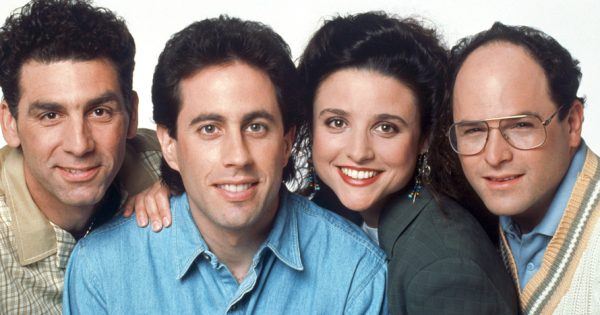 Netflix Snaps Up Seinfeld After Losing Friends and The Office to Streaming Rivals