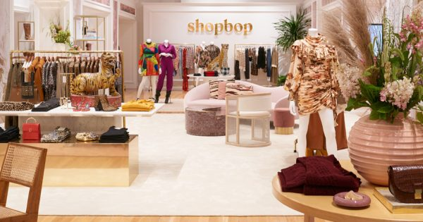 Shopbop Celebrates 20 Years By Embracing What They Aren't Known For—Brick and Mortar