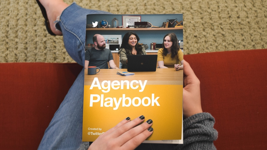 twitter agency playbook