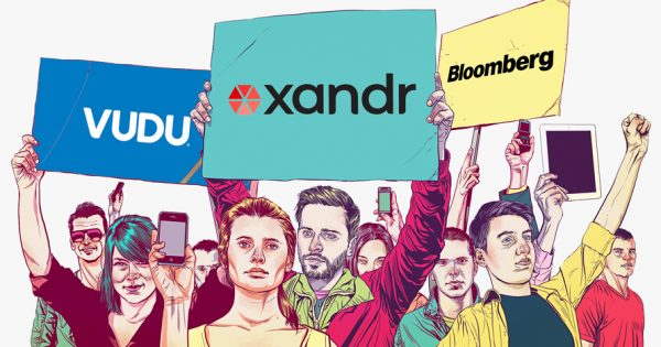 Xandr Adds Bloomberg and Vudu to Its Community