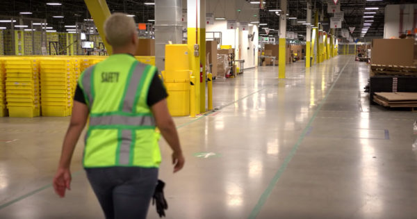 Amazon Employees Should Probably Unionize, Safety Report Says