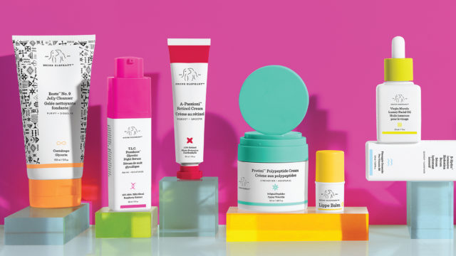 drunk elephant skincare products