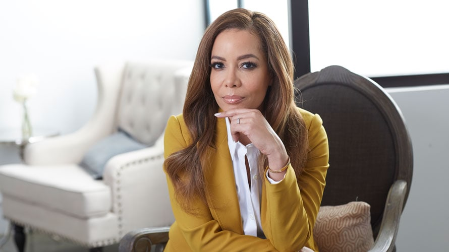 The View S Sunny Hostin Wants To Bring Injustices To Light
