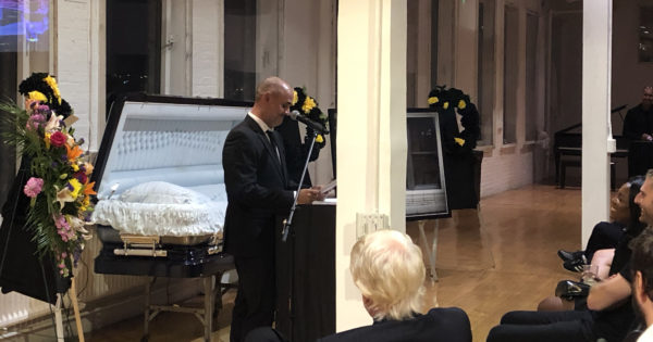 At a 'Funeral' for Barton F. Graf, Its Alumni Send Off a Creative Agency Like No Other
