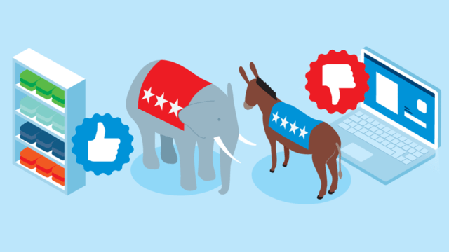 Research shows an ambivalence towards brands leaning into politics.