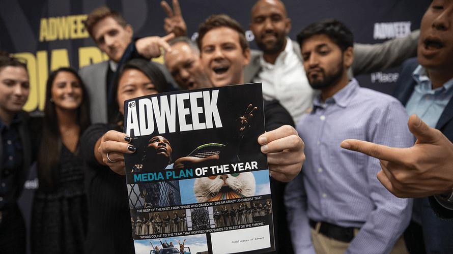 Célébrer la créativité lors du plan média de l'année – Newstrotteur facetime mpoy mag content 2019