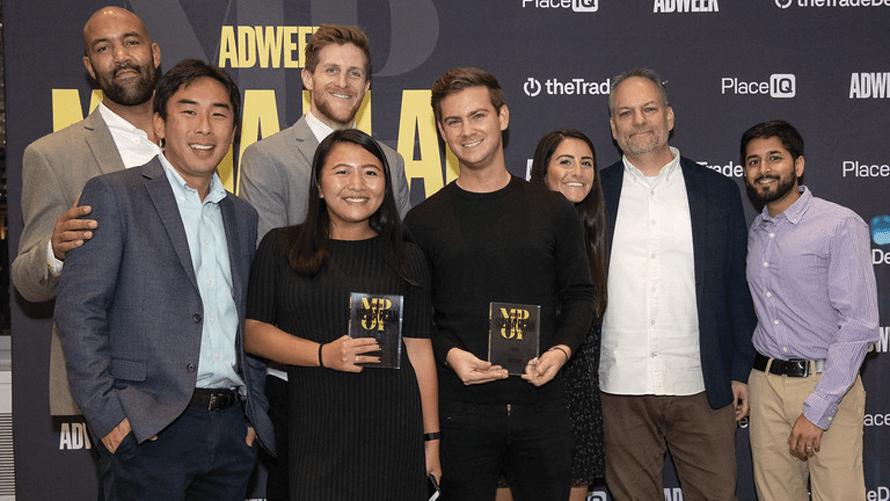 Célébrer la créativité lors du plan média de l'année – Newstrotteur facetime mpoy step group content 2019