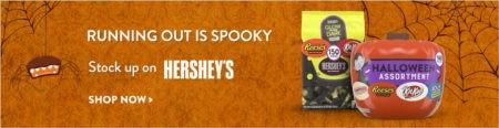hershey's halloween ads