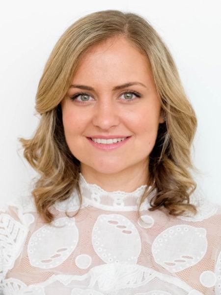 Headshot of Katie Weber